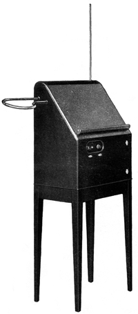 RCA Theremin Musical Instrument