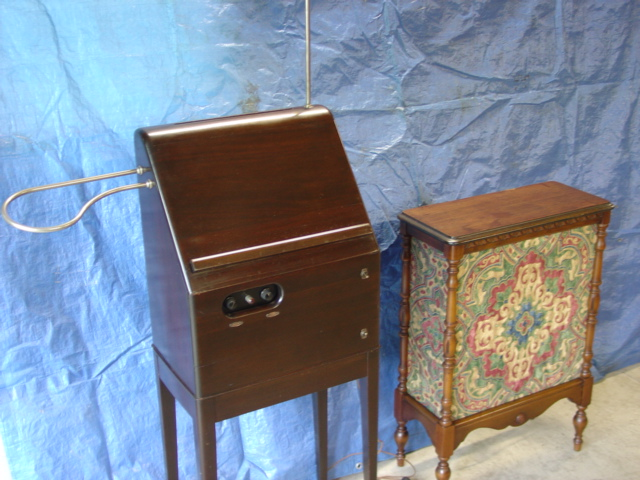 theremin world topic vintage rca theremin speaker and replacement tubes for sale. Black Bedroom Furniture Sets. Home Design Ideas